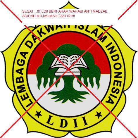 love_ukhuwah ....السلام عليكم: LDII adalah varian wahaby