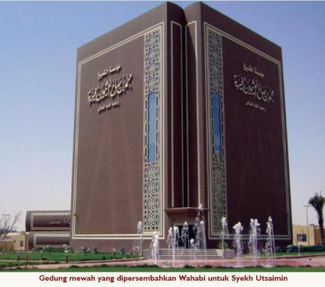 Umat Wahabi rayakan Haul ulang tahun kematian Syeikh Utsaimin