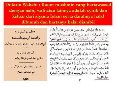 doktrin wahabi 1