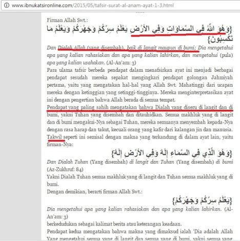 quran surat al an'am ayat 3