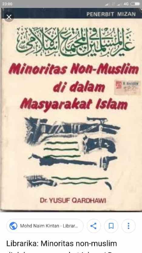 nonmuslim qardhawi